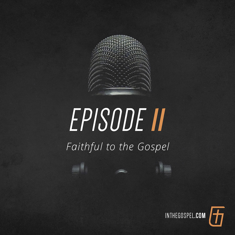 Episode 11 – Faithful to the Gospel – Interview with David F. Wells