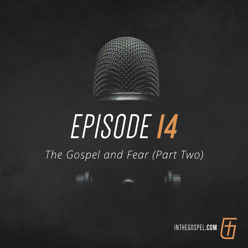 Episode 14 – The Gospel and Fear